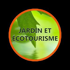 Logo Jardin et écotourisme